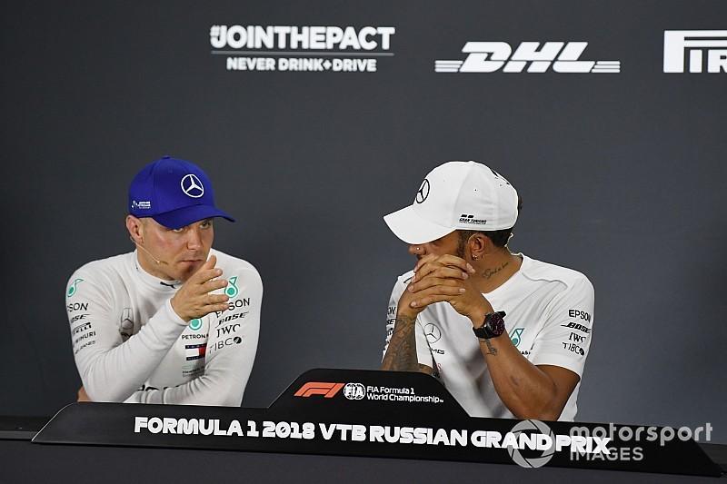 Bottas tudja, hogy a trófea nélkül is ő az Orosz GP győztese: