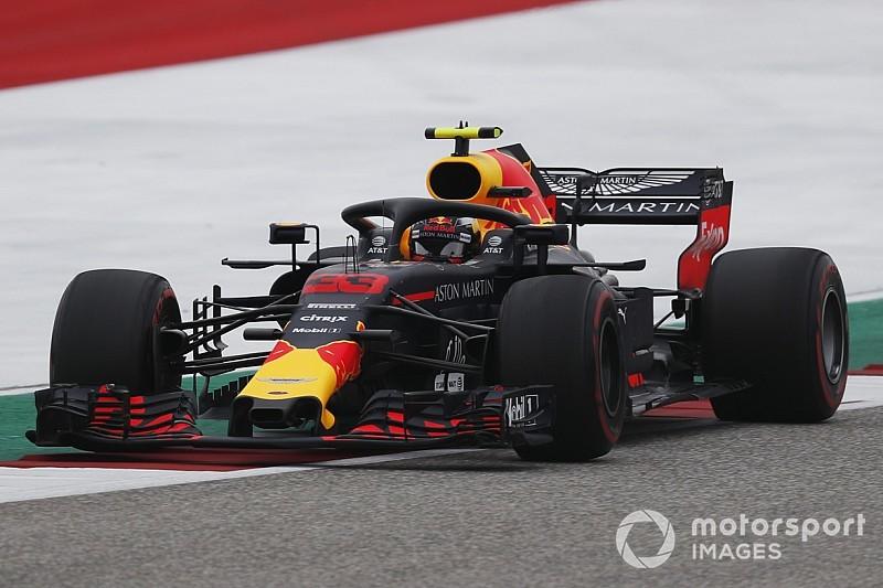Verstappen hit with grid penalty in Austin