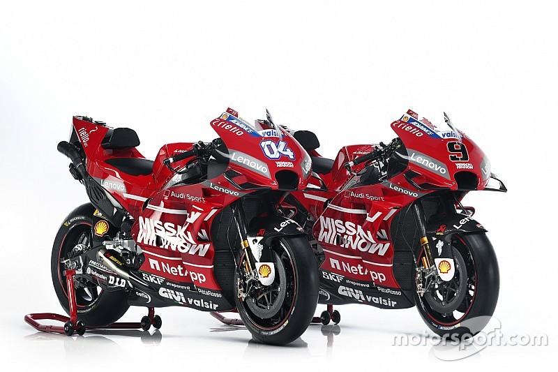 Ducati представила нову ліврею для сезону MotoGP 2019 року