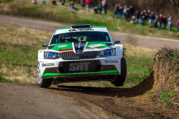 Николай Грязин одержал победу на Rally Masters Show