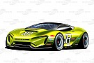 Галерея: дизайн воображаемой машины NASCAR 2030 года