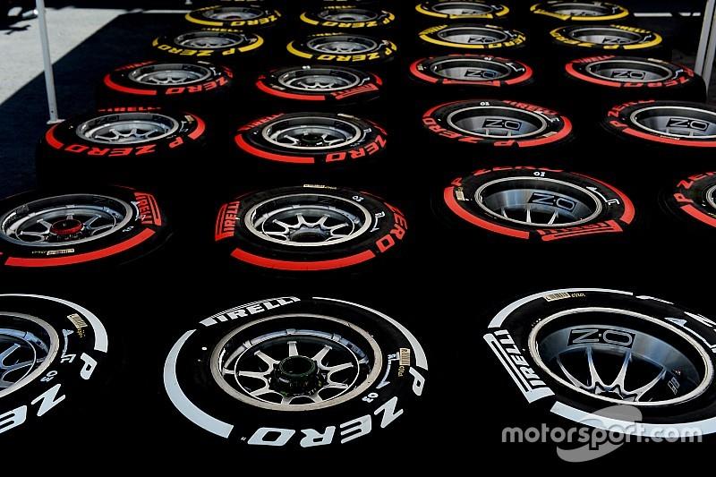 Pirelli продлила соглашение с Формулой 1 до 2019 года