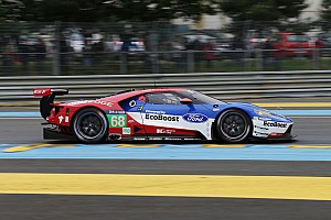 Le Mans Preview Ford preparing to 'Go Like Hell!' at Le Mans 24 Hours