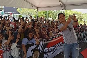Formula 1 Special feature Aktivitas Rio Haryanto di GP Malaysia