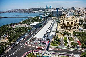 Forma-1 Beharangozó Kellemes nyári idő vár majd az F1-re Azerbajdzsánban