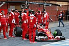Ferrari seeks reliability, performance answers in final F1 test