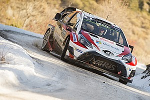 WRC Breaking news Toyota has shown it can win in 2017, says Makinen