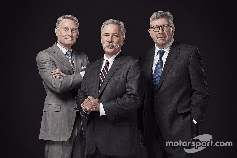 Ross Brawn lands key role in new-look F1 structure