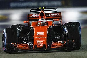 Vandoorne, McLaren'ın beklentilerini karşılamaya başladı