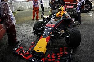 Verstappen: Cingapura foi última chance de vencer em 2017
