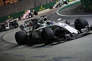 Fórmula 1 Artículo especial La columna de Massa: 'Vettel fue muy enérgico en la salida de Singapur'