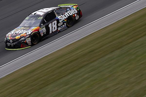 NASCAR Cup Reporte de calificación Kyle Busch logra una pole en New Hampshire