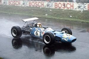 Formule 1 Nostalgie 1968 - La course héroïque de Jackie Stewart sur le Nürburgring