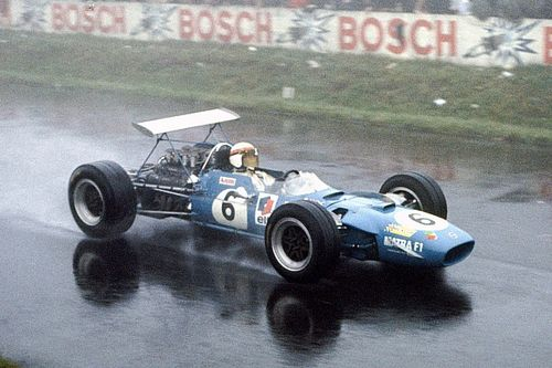 1968 - La course héroïque de Jackie Stewart sur le Nürburgring