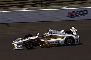 IndyCar Trainingsbericht Indy 500 2017: Helio Castroneves mit Bestzeit im Abschlusstraining