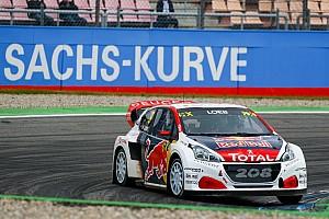 World Rallycross Résumé de course À Timmy Hansen la dernière manche, Loeb finit en tête