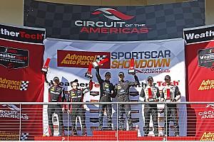 IMSA Relato da corrida Irmãos Taylor dominam e vencem novamente; Fittipaldi é 3º