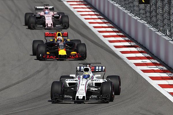 Column Felipe Massa: Situatie met Vettel was klein misverstand
