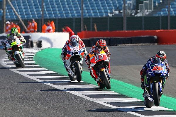 MotoGP Виньялес рассказал, как чуть не упал на масле от мотора Маркеса