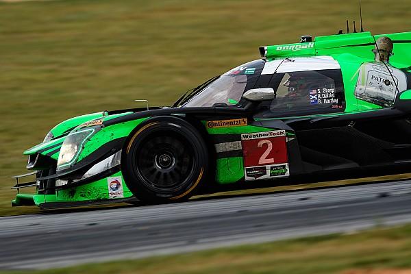 IMSA Petit Le Mans: Kemenangan Nissan Onroak DPi