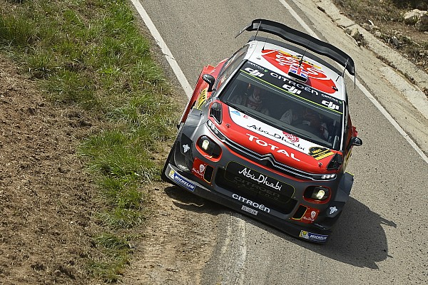 Catalunya WRC: Meeke extends lead, Neuville retires
