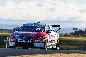 Supercars Practice report Sydney Supercars: Caruso fastest in final practice