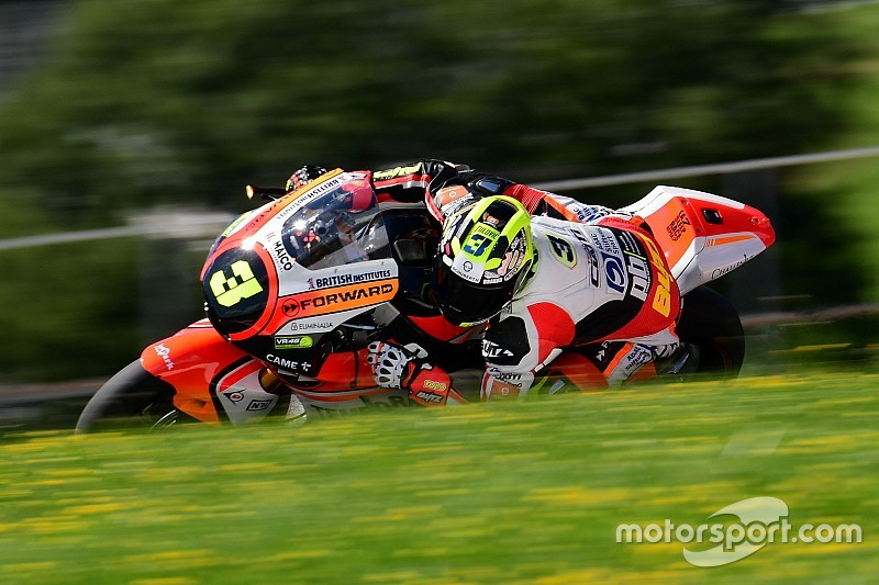Lukas Tulovic nach Test in Moto2-WM: