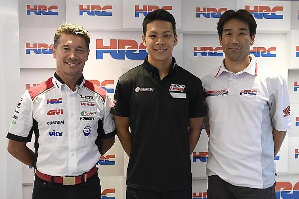 MotoGP Ultime notizie Ufficiale: la Honda LCR raddoppia con Nakagami nel 2018