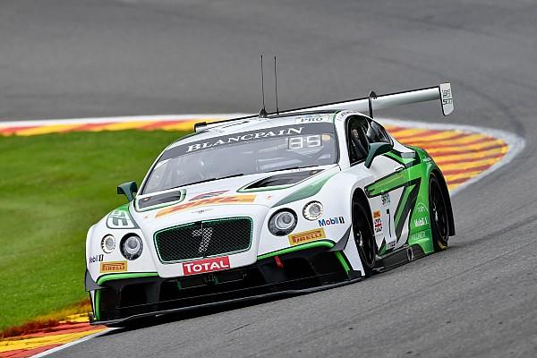 Blancpain Endurance Breaking news Gounon replaces Jarvis in Bentley Blancpain line-up