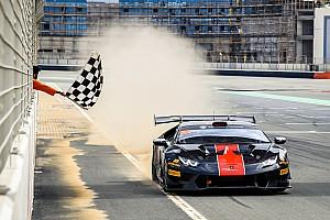 Lamborghini Super Trofeo Gara I nuovi leader del Lamborghini Super Trofeo Middle East sono Breukers e Jefferies