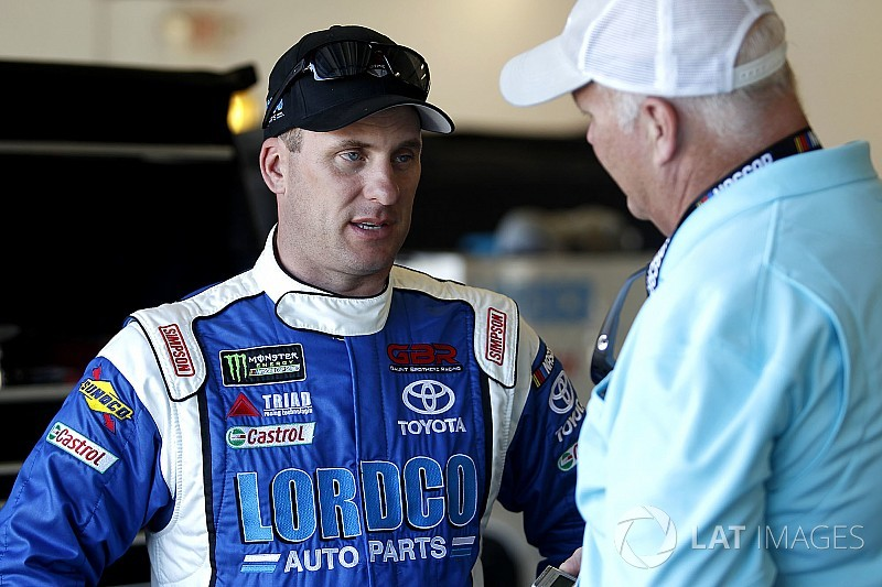 "D.J. Kennington ""pulling out all the stops"" for Daytona 500 attempt"