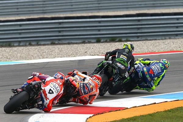 MotoGP Breaking news Rossi: Zarco tidak mengerti caranya menyalip