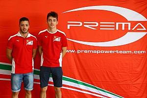 GP2 Breaking news Prema konfirmasi duet Leclerc-Fuoco di GP2 2017