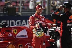 F1 Noticias de última hora Vettel no se confía de la mala calificación de Hamilton