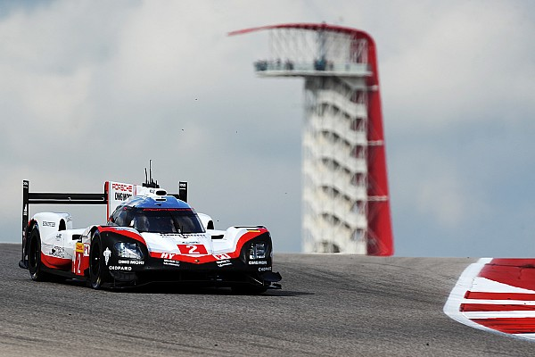 Em Austin, Porsche garante novo 1-2; Negrão vence na LMP2