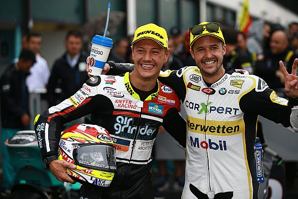 """Moto2 Intervista Lüthi: """"Con Morbidelli out, ho pensato soltanto al campionato..."""""""