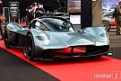 AM-RB 001 - Interview avec le designer d'Aston Martin