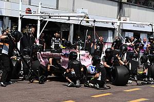 F1 Noticias de última hora A pesar del top 10, Sergio Pérez no está cómodo con el coche