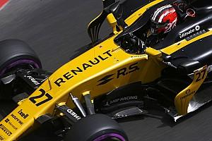 Formule 1 Preview Renault avec un package aéro spécifique à Montréal
