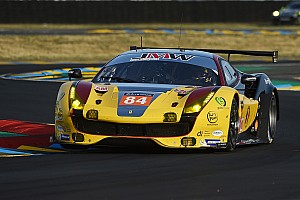 "Le Mans Breaking news Stevens starting to ""prove himself"" with Le Mans Am win"