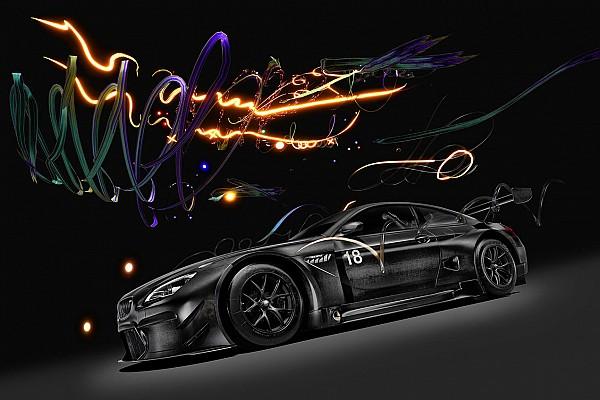 Virtuelles Kunstwerk mit dem M6 GT3: 18. Art-Car von BMW vorgestellt