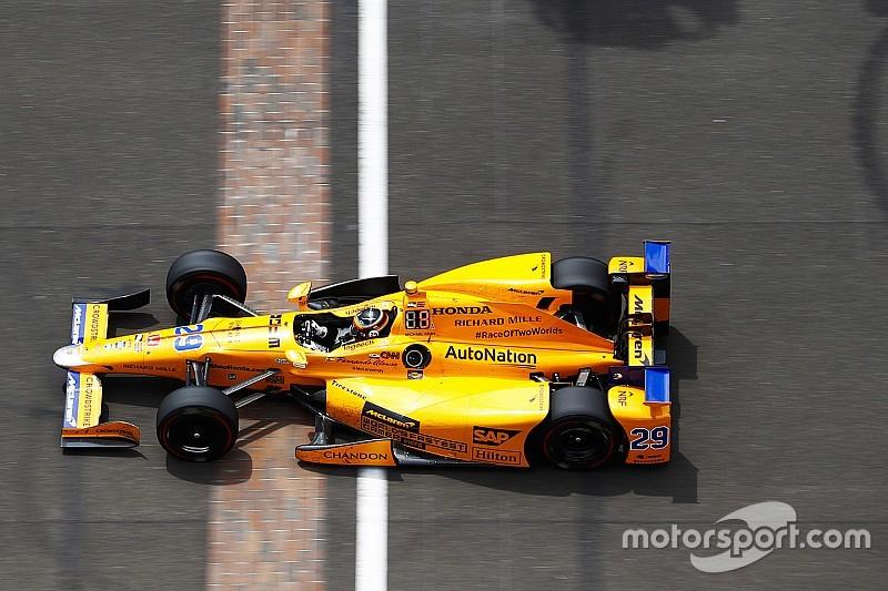 Alonso új rajtszámot választott a 2019-es Indy 500-ra