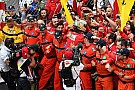Ferrari quiere derribar otro muro en Canadá