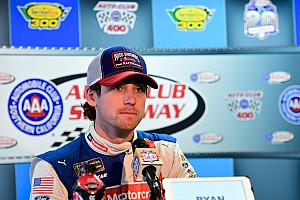 NASCAR Cup Interview The force was with Ryan Blaney in LA