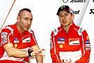 Ducati inicia tres días de test en Jerez, uno de ellos con Lorenzo y Dovizioso