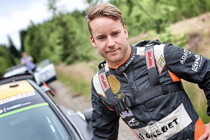 Østberg forfait pour le Rallye d'Allemagne