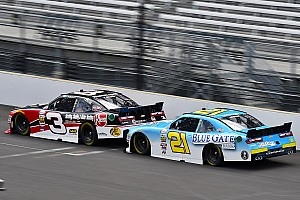 NASCAR XFINITY Breaking news NASCAR pleased with Xfinity Indy package's potential