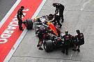 【F1】Q1敗退のフェルスタッペン「エンジンにミスファイアがあった」