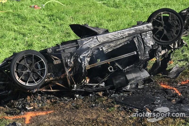 """Unfall von """"Top Gear""""-Star bei Schweizer Bergrennen hat Nachspiel"""
