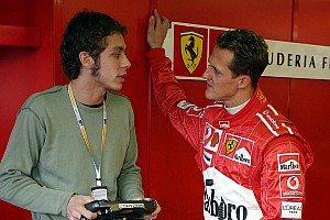 MotoGP Breaking news Rossi keen to avoid Schumacher-style comeback with new deal